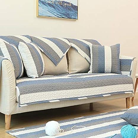 Cojín de sofá de algodón Puro cojín de Tela Cuatro ...