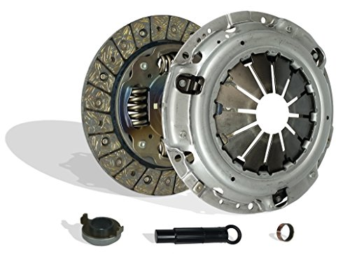 Clutch Kit Works With Honda Accord Ex Dx Special Edition Value Coupe 2-Door Sedan 4-Door 2003-2007 2.4L l4 GAS DOHC Naturally Aspirated
