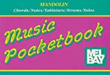 Mandolin Pocket Book, Mel Bay Publications Incorporated Staff, 0871665484