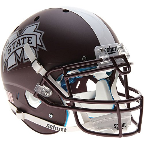 NCAA Mississippi State Bulldogs Authentic XP Football Helmet