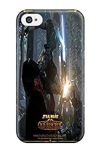Cute High Quality Iphone 4/4s Star Wars Old Republic Case wangjiang maoyi