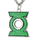 Green Lantern Movie Logo Pendant Necklace