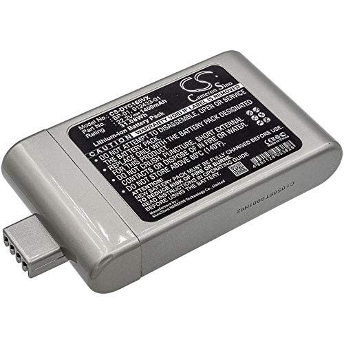 Replacement Battery for Dyson DC16 12097 DC-16 DC16 Handheld D12 Cordless Vacuum DC16 Animal DC16 Boat DC16 Car DC16 Issey Miyake DC16 Issey Miyake Exclusive