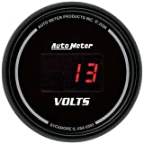 "Auto Meter 6393 Sport Comp Digital 2-1/16"" 40408"