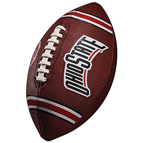 Franklin Sports NCAA Ohio State Buckeyes Football (Ohio Basketballs State)