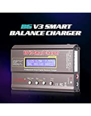 Mainstayae B6 V3 Smart Balance Charger 80W Digital Discharger for RC LiIon LiPo LiFe NiCd NiMH Pb Battery