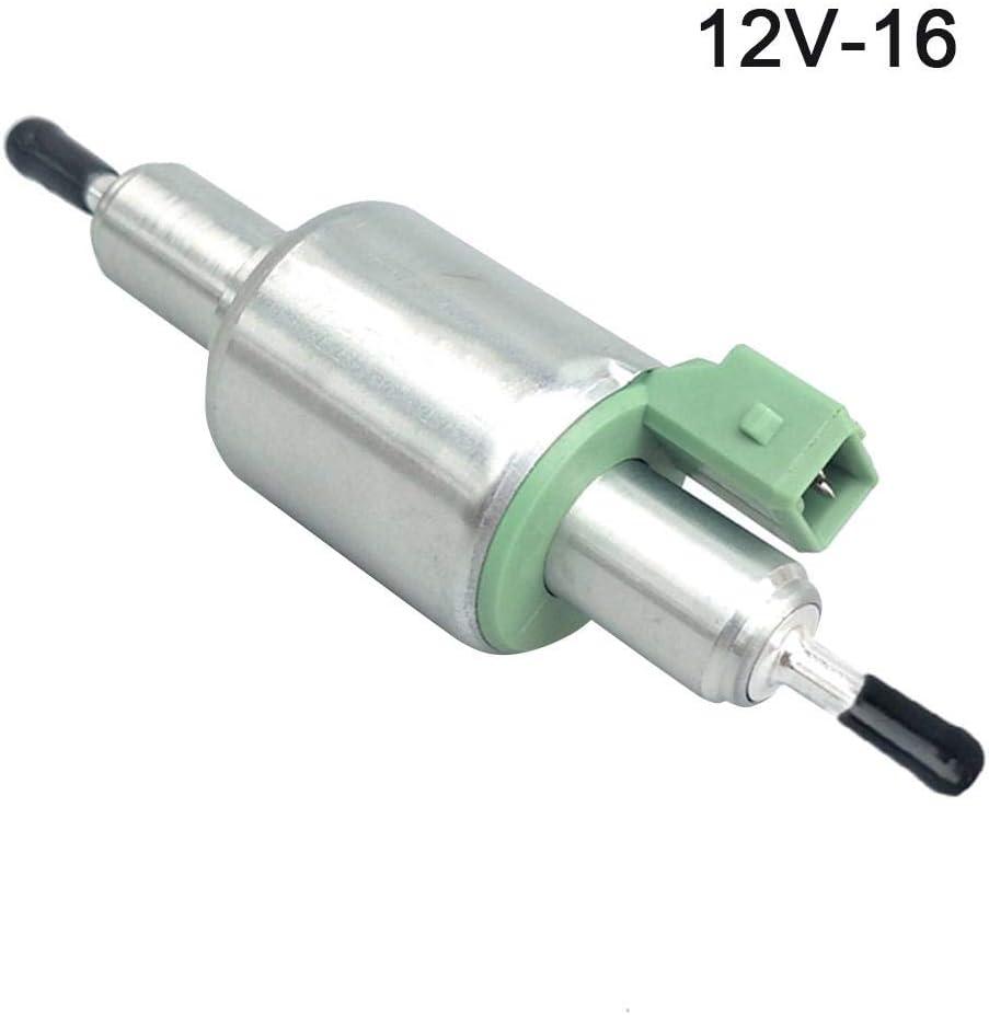 2KW-6KW Universal Fuel Pump for Webasto Eberspacher for Truck Oil Pulse Metering Pump constructive Lovely Appropriate blinc 12V//24V Car Air Parking Heater Diesels Pump