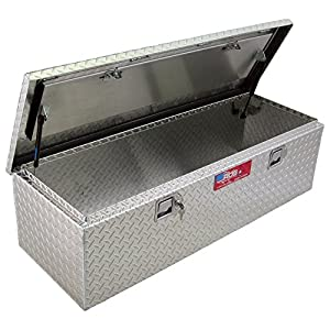 Weatherproof Aluminum Diamond Plate Storage Container Box with Lock