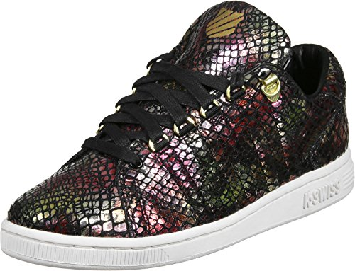 Twister Chaussures Réversible Langue Lacets Femmes Chaussure Lozan Iii Sport Cuir Multicolore K De swiss WAwwxUY