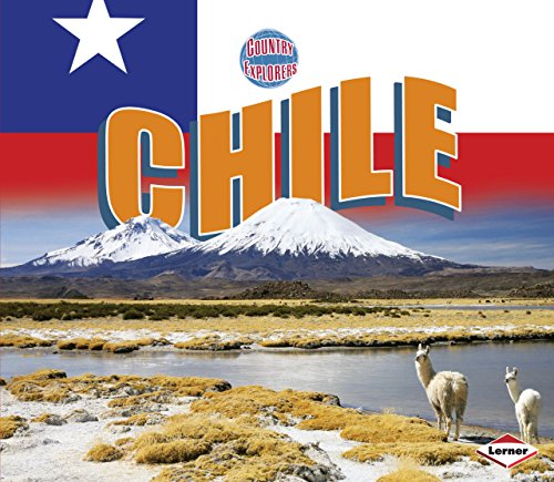 Chile (Country Explorers) by Brand: Lerner Publications (Image #1)