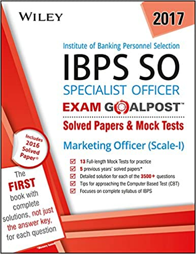 Ibps Specialist Officer 2013 Question Papers With Answers Pdf
