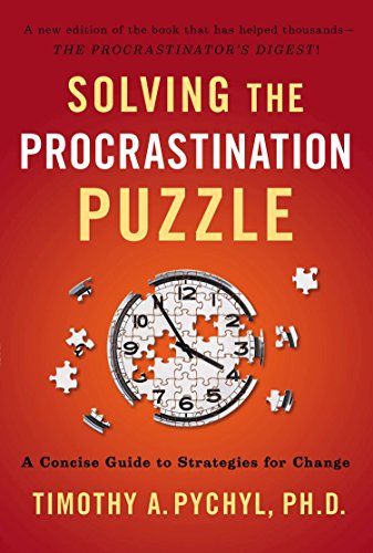 Download ebook solving the procrastination puzzle a concise guide download ebook solving the procrastination puzzle a concise guide to strategies for change pdf reader by timothy a pychyl fandeluxe Gallery