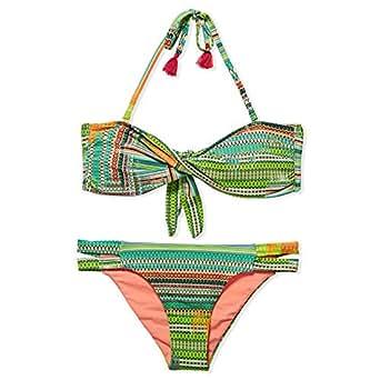 98 Coast Av Isabella Fiji Bikini Set for Women - Multi Color