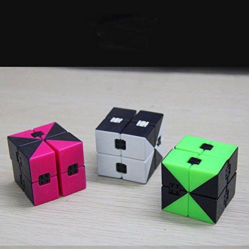 Amazon com: Creative Foldable Cube Infinitely Changing Cube