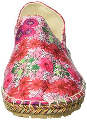 Multicolore Weaving 4557 Espadrilles femme Superga fabricfanw Multicolor AwHI4qnXp