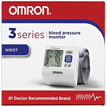 Amazon.com: 73bp629ea – 3 Series Wrist Blood Pressure unidad ...