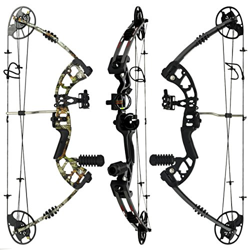 RAPTOR Compound Bow Kit adjustable