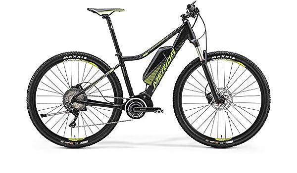 Unbekannt Merida ebig.Tour de XT Edition 29 pulgadas E-Bike Negro ...