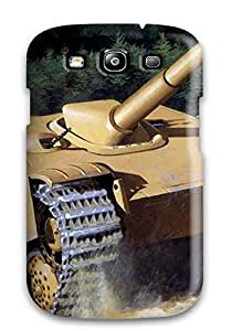 Hot Tank First Grade Tpu Phone Case For Galaxy S3 Case Cover