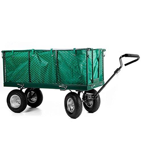 Rotfuchs® Transportwagen Gartenwagen Handwagen GTC750