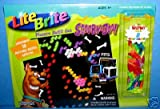 : Lite Brite Picture Refill Set ~ SCOOBY DOO with BONUS Colored Pegs!