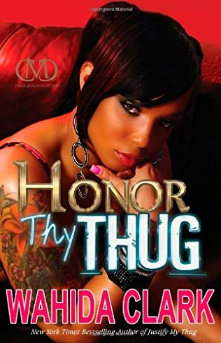 book cover of Honor Thy Thug