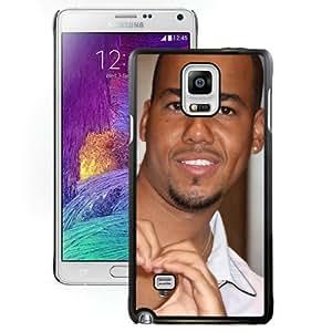 Unique And Lovely Designed Case For Samsung Galaxy Note 4 N910A N910T N910P N910V N910R4 With Romeo Santos Man Smile Teeth Bracelet Black Phone Case