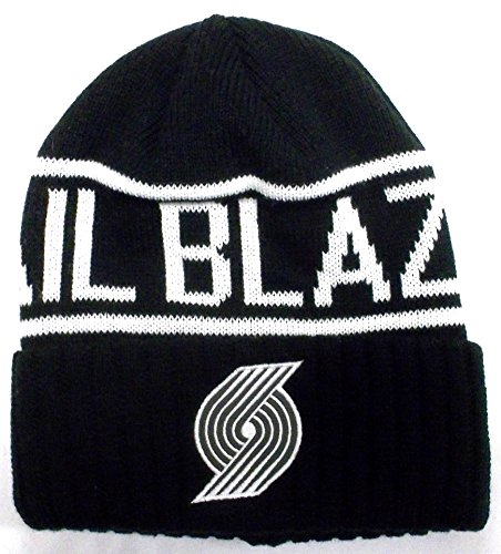 Mitchell & Ness NBA Portland Trailblazers Cuffed Beanie Knit Hat - Osfa - ()