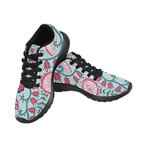 Scarpe Da Corsa Da Donna Winterprint Jogging Leggero Sportivo A Piedi Scarpe Da Ginnastica Atletiche Mattina Gloria