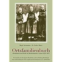 Ortsfamilienbuch Oberhörlen und Roth im Breidenbacher Grund 1629-1875