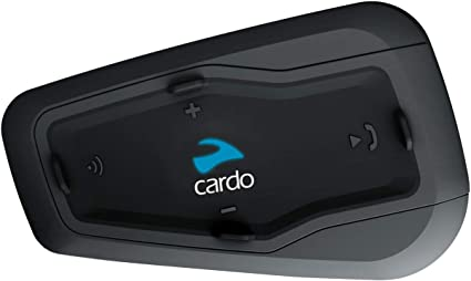 Oferta amazon: CARDO FRC2P101 freecom 2 plus-sistema de comunicación bluetooth bidireccional para motocicleta con audio hd to rider (paquete doble), negro, Set de 2