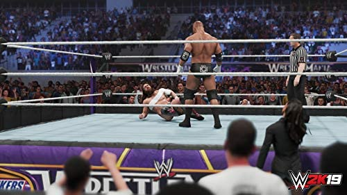 WWE 2k19 - Deluxe Edition (輸入版:北米) - XboxOne