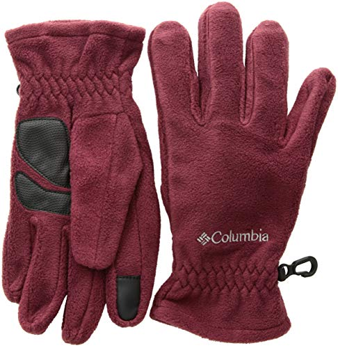 Columbia Women's Gloves Thermarator Gloves, Rich Wine, Small