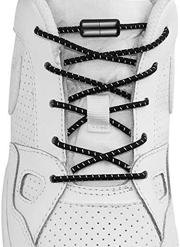Elastic Shoe Laces Shoelaces Adults