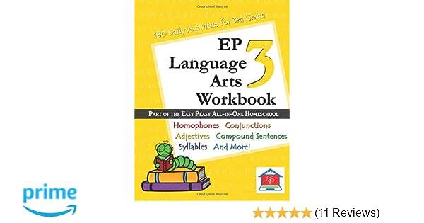 EP Language Arts 3 Workbook: Tina Rutherford, Lee Giles