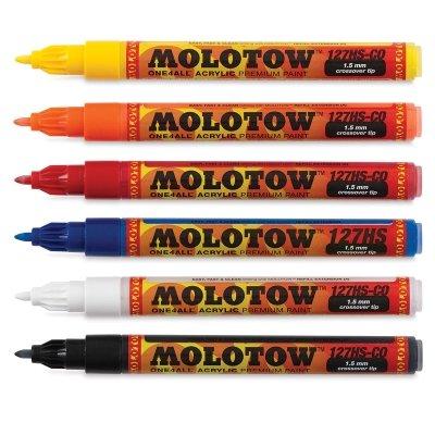 Molotov Acrylic Paint Marker
