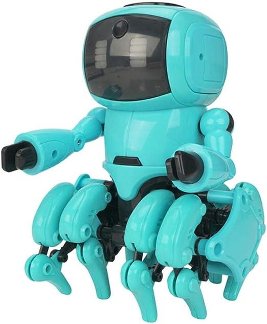CaoQuanBaiHuoDian Robot de Juguete El Gesto Inteligente Robot RC 8 ...