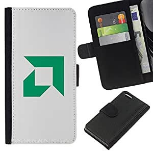 Stuss Case / Funda Carcasa PU de Cuero - AMD - Apple Iphone 5C