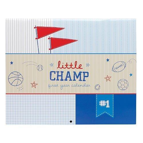 1st Year Calendar Little Champ C R Gibson 082272967328