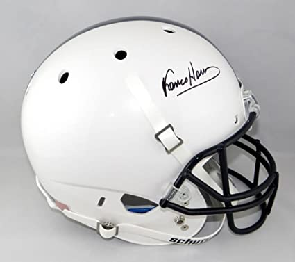 ceb363d0422 Image Unavailable. Image not available for. Color: Franco Harris  Autographed Penn State ...