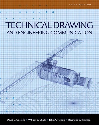 Technical Drawing and Engineering Communication (Applied English)
