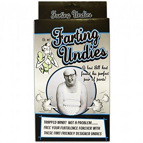 Farting Undies - Fart Pants