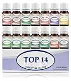 Essential Oil Set 14-5 ml Therapeutic Grade 100% Pure Frankincense