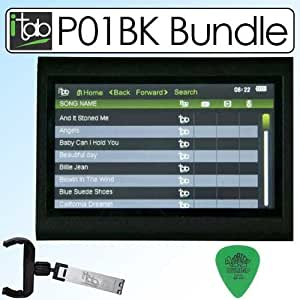 Itab P01bk Electronic Song Book Bundle