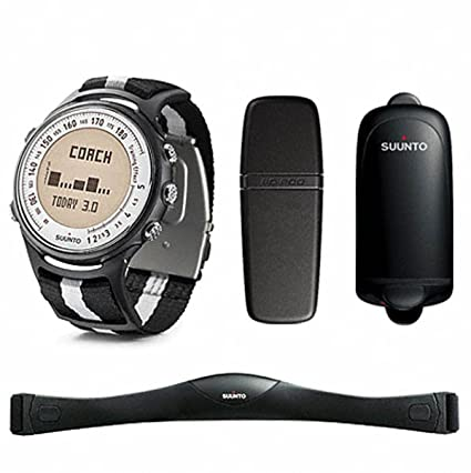 SUUNTO T4 and Foot Pod Marathon Combo Pack