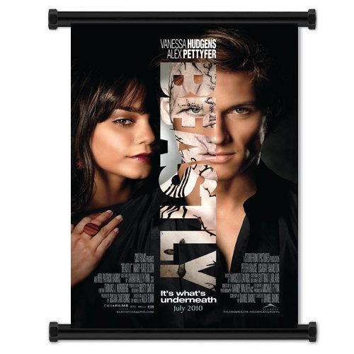 """Beastly Movie Vanessa Hudgens Fabric Wall Scroll Poster (31""""x42"""") Inches"""