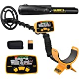 Garrett ACE 200 Metal Detector with Waterproof Search Coil and Pro-Pointer II