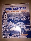 Wie Geht's?, Bean, Katrin T. and Sevin, Dieter H., 0030086345