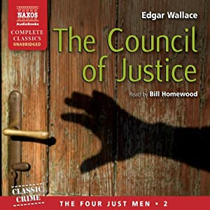 The Council of Justice Audiobook