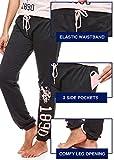 U.S. Polo Assn. Women's Pajama Set Sleepwear 2